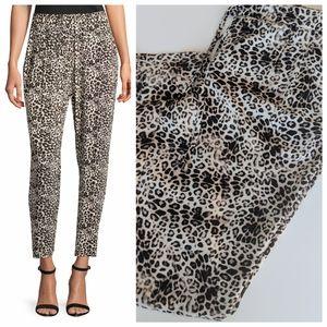 Vince Camuto Animal Print Pants